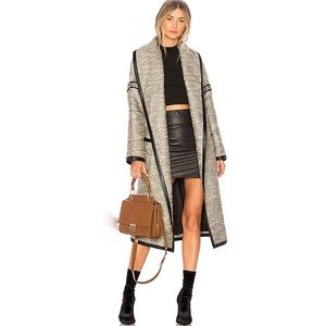 Lovers + Friends | Mason Tweed Duster Coat NWT